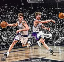 Jason Williams by lisong24kobe