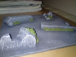 wargame ruins, another angle by Tomstormcrow