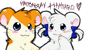 Hamtaro lol by Hamstalady