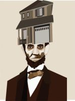 Abe Lincoln House, Represent by kailitha