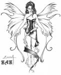 2009 Fairy Dark design by Just-Be-Human