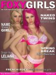 FOXY GIRLS: April 2017 Issue by Foxy-3D