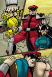 Street Fighter p4of6 commish by EryckWebbGraphics