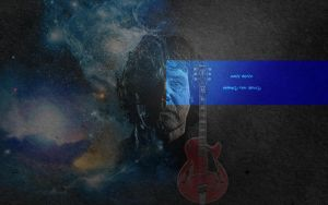 Gary Moore Wall by Momez