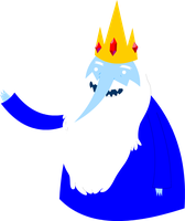 The Ice King by SuperTuffPinkPuff