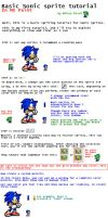 Sonic sprite basic tutorial by soul-of-light-64