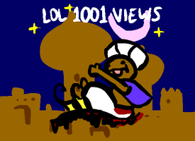 1001 Views!!11 by average-artist