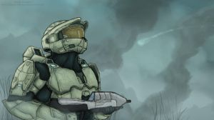 Master Chief with Torso - Halo 3 by DanieltheNinja