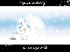 Created To Fly... by erebus-odora