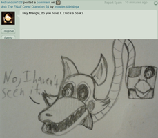 Ask The FNAF Crew! Question 61 by InvaderAllieNinja