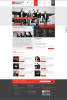 Web design - BVM by Tngabor