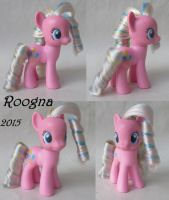 Pinkie Pie G4 Rehair #1 by Roogna