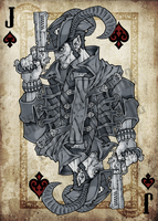 Jack of Spades by NoahW