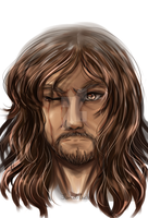 Kili Portrait by FlorideCuts