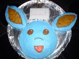 Chilly Moglin Cake by dinohunter9