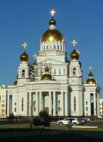 Cathedral of St. Theodore Ushakov by Ferrabra