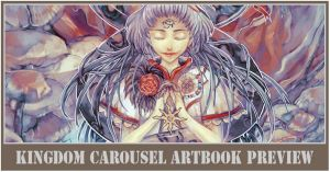 Kingdom Carousel Preview by m-o-th
