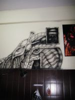 wall art 1 by Deepakshishodia
