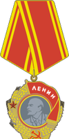 Order of Lenin Medal by fORCEMATION