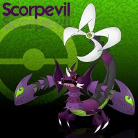 Scorpevil by DarkLatios777