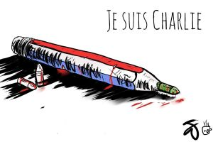 Je suis Charlie by aCup-ofCoffee
