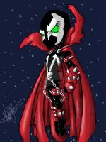 spawn by DominicanFlavor
