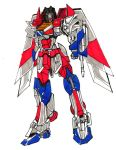 gundam starscream by hulkling