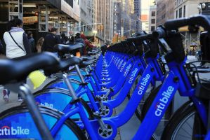 Citibike by Doumanis