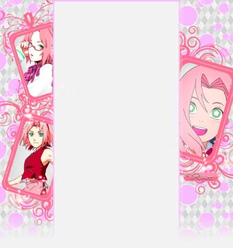 Sakura Haruno Youtube BG Request by Belle-chii