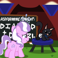 Diamond and Dazzle: Mistake by MagerBlutooth