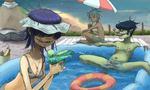 muro noodle4 / Plastic Pool (movie) by NoRiPiE