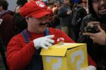 PAX East 2013 - Mushroom in the Box! by VideoGameStupid