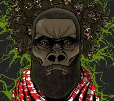 Goin APe (Stalley Mixtape Cover) by 13th-Letter