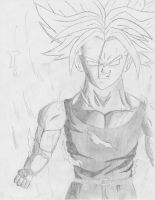 Trunks Unleashed by TwichAIR23