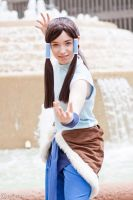 Avatar Korra by BalletGala