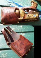 My Holster by savagedryad