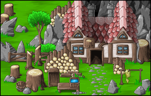 map style test by KupoGames