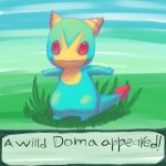 A willd doma? WHUT by Pand-ASS