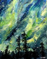 Northern Northern Lights by ThisArtToBeYours