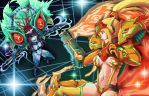 Metroid la Kill by Hakuramen