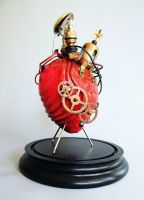 MECHANICAL HEART by seanmadden