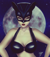Catwoman by imdyinginside666