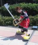 Dream Drop Distance Sora Cosplay by Ansai