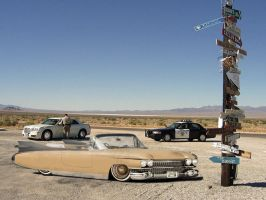 Cadillac Low Rider by octagonalpaul