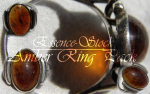 Amber Ring Pack - RO by Essence-stock
