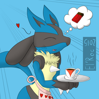 Hot Chocolate by ElRocArt