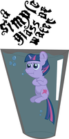 A Simple Glass of Water by lordcurly972