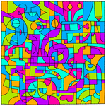 16th Birthday Coloring Challenge by pamixx
