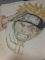 Naruto unfinished by vincinero