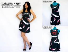 Pride Homonculus Fullmetal Alchemist Cosplay Dress by DarlingArmy